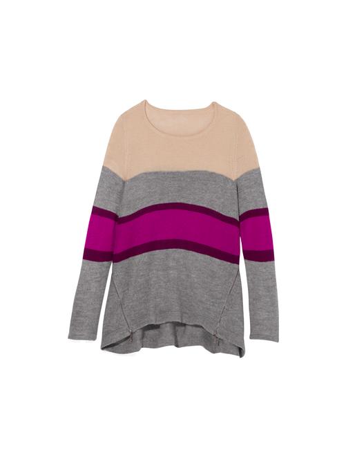 Darcy Zipper Sweater