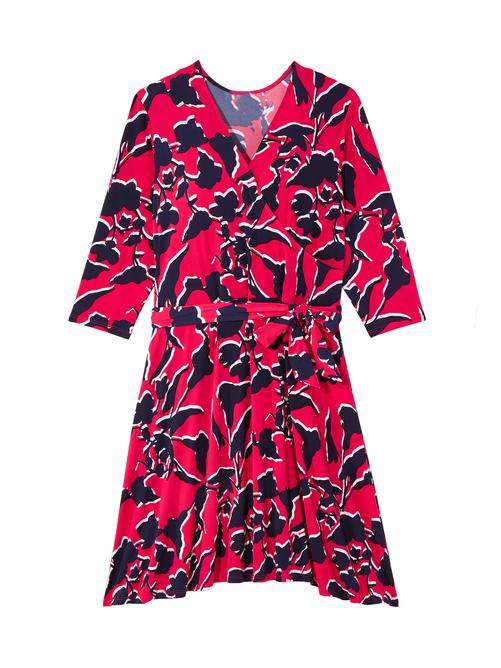 Jessie Wrap Dress