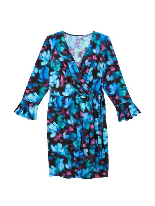 Melody Wrap Dress