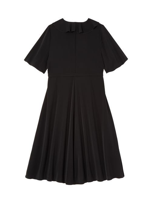 Promise Wrap Dress with Ruffle 1