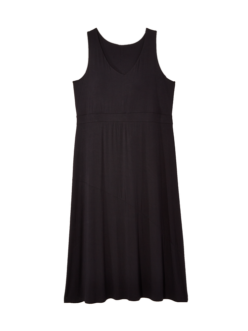 Kagomi V Neck Maxi Dress