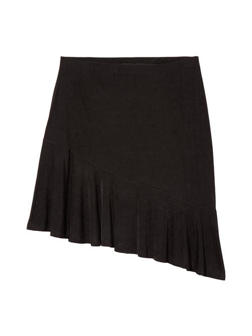 Selena Asymmetric Hem Skirt