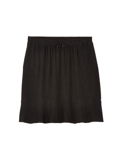 Lilia Ruffle Hem Skirt