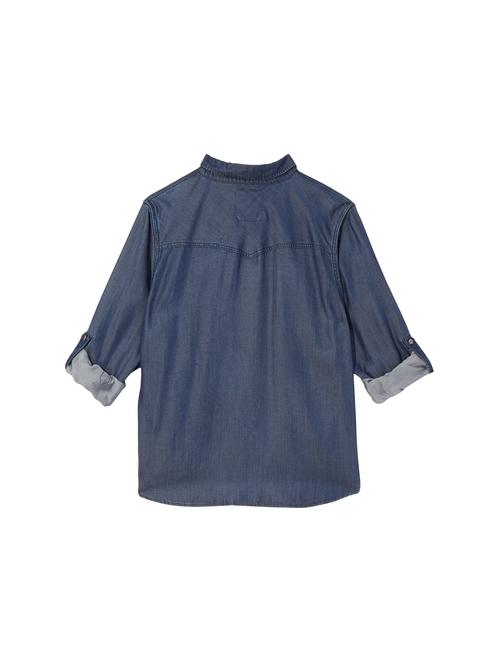 Denim Shirt 1