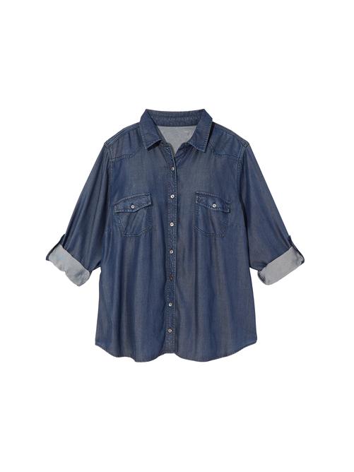 Denim Shirt 2