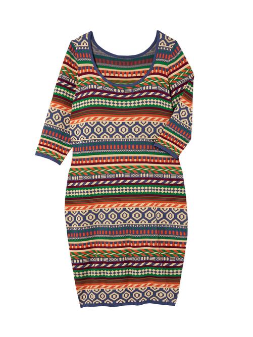 Portia Sweater Dress 2