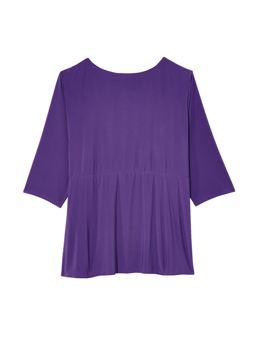 Pullover Wrap Top 1