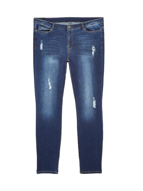 Lana Slim Jeans 0