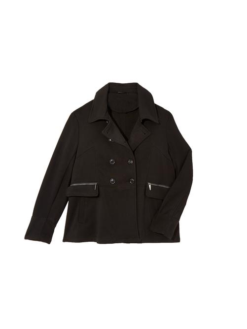Roxanne Pea Coat 2