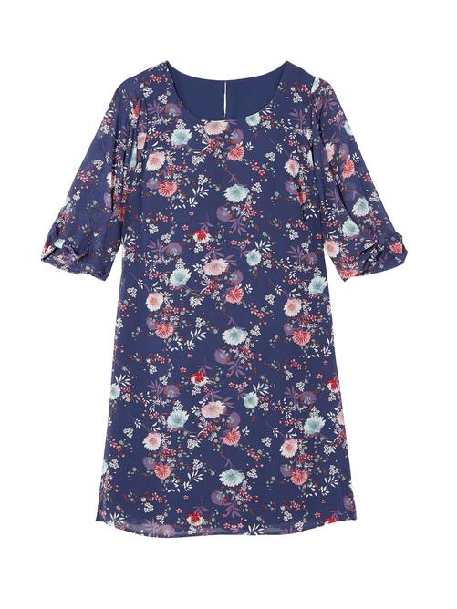 Austin Detailed Sleeve Dress