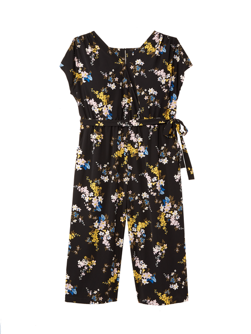 Juliff Faux Wrap Jumpsuit