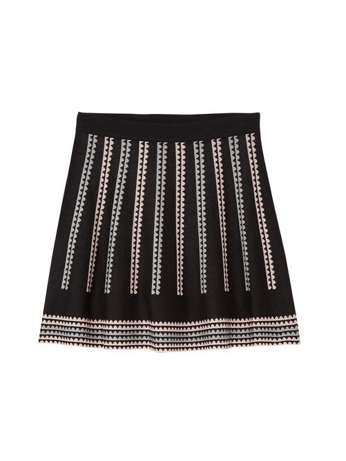 Cassia Jacquard Skirt