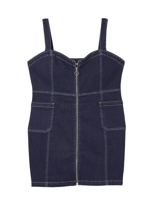 Judson Front Zip Dress