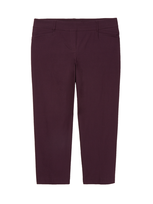 Marnie Petite Straight Trouser