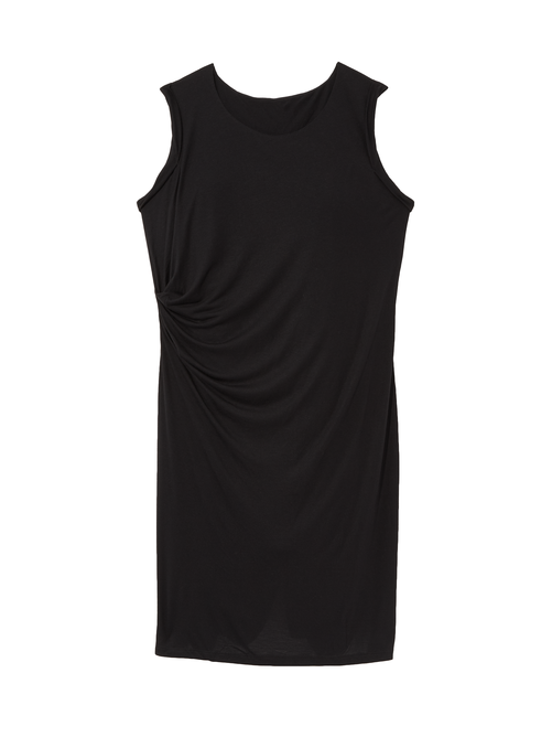 Marixi Side Drape Dress