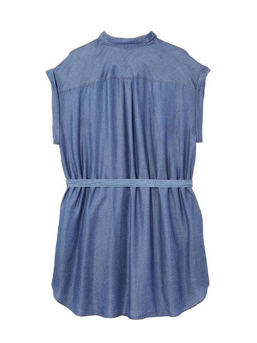 Tensley Chambray Dress 1