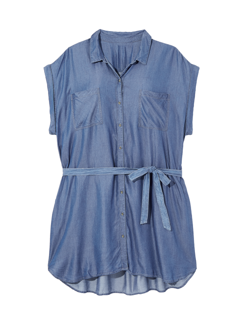 Tensley Chambray Dress