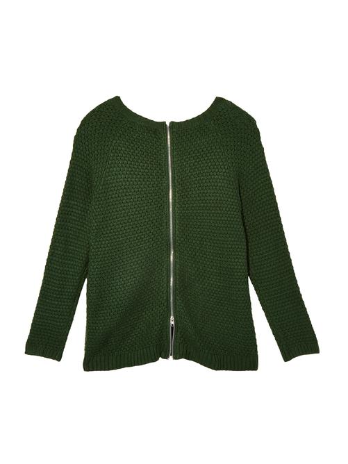 Corrine Hi-Low Sweater 1