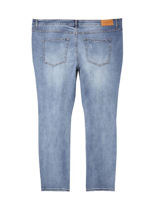 Magdalena Destroyed Jeans 1