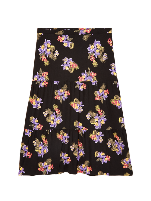 Alfa Tiered Skirt