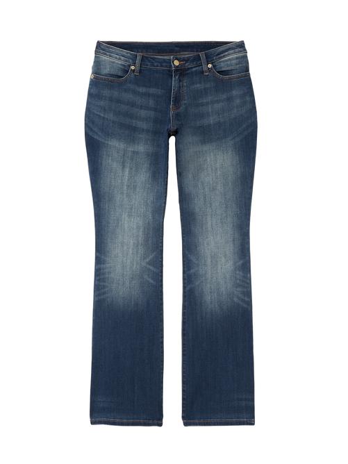 Lesley Curvy Bootcut Jean