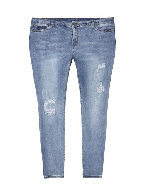 Magdalena Destroyed Jeans