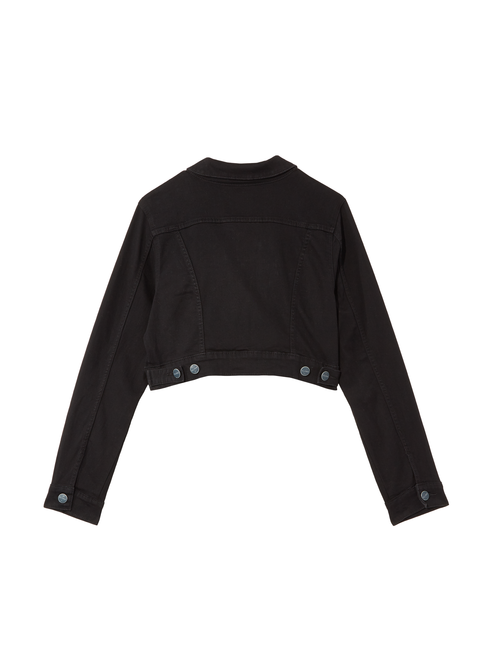 Emery Crop Twill Jacket 1
