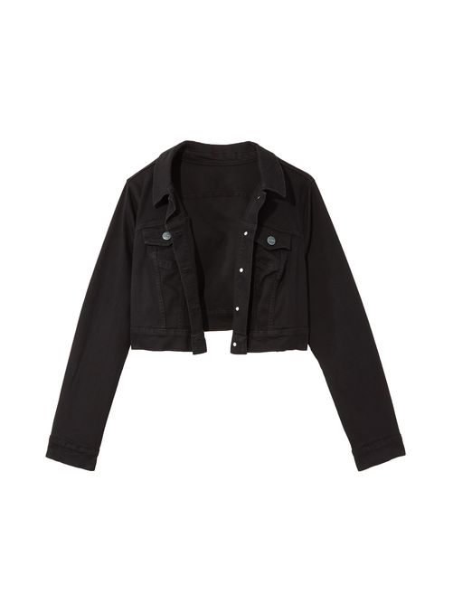 Emery Crop Twill Jacket 2