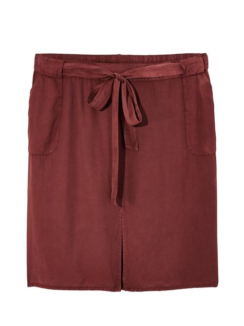 Halle Tie Waist Skirt 0