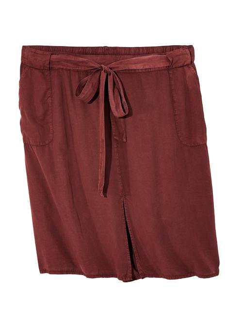 Halle Tie Waist Skirt 2