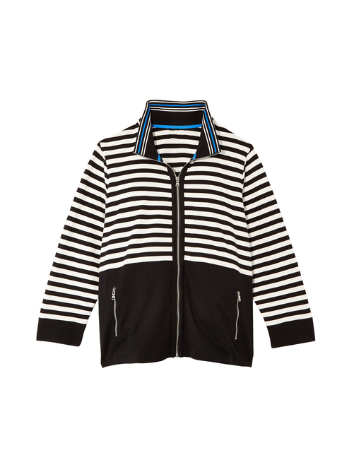 Donna French Terry Jacket