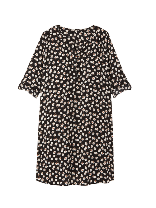 Tampa Button Shirt Dress 2