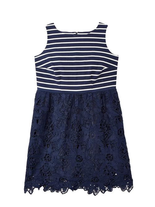 Avory Crepe Scuba Dress