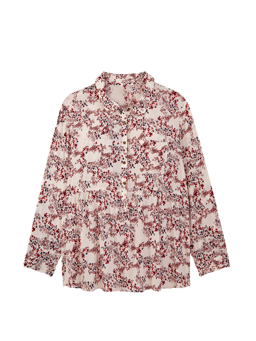 Coleen Button Down Blouse