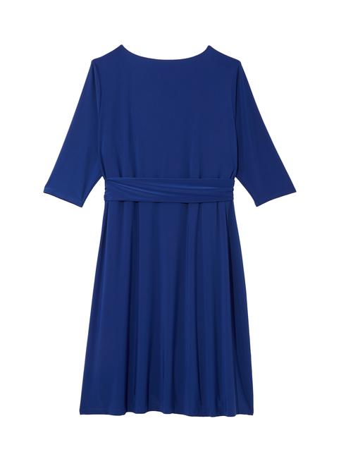 Chrystie Knit Wrap Dress 1