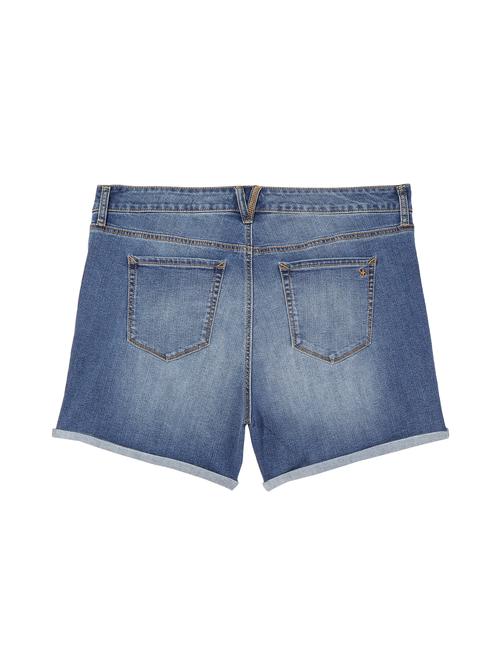 Naomi Cuffed Shorts 1