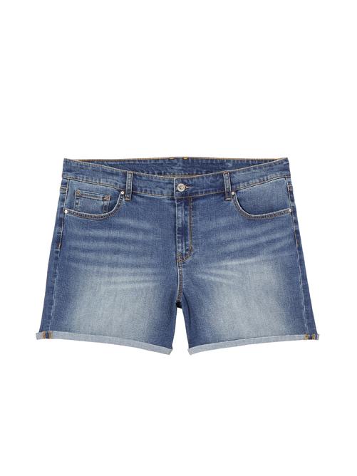 Naomi Cuffed Shorts