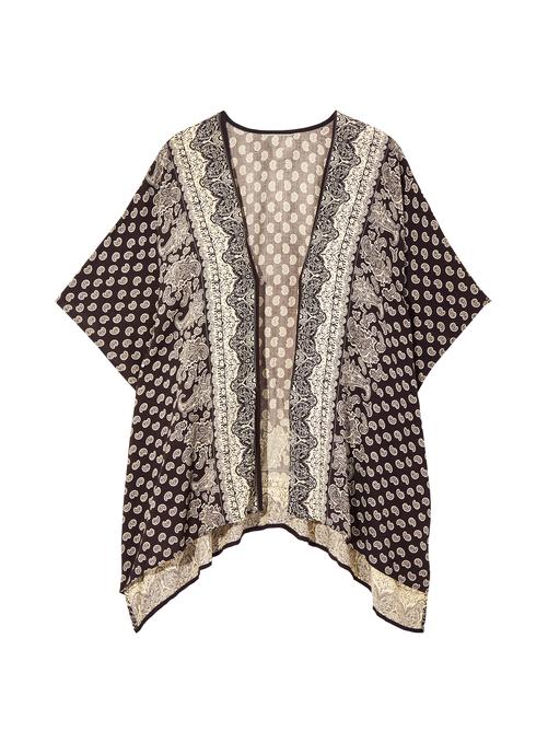Ella Half-Sleeve Kimono