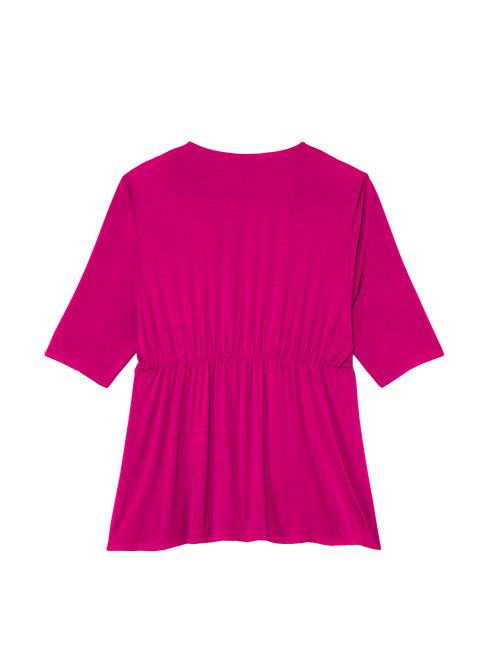 Knit Jersey Twist Top 1