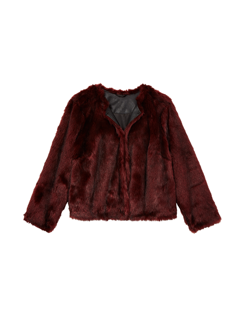 Cara Faux Fur Jacket