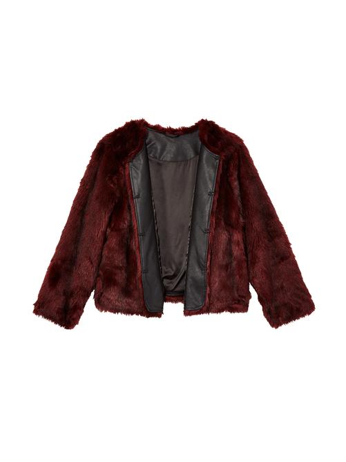 Cara Faux Fur Jacket 2