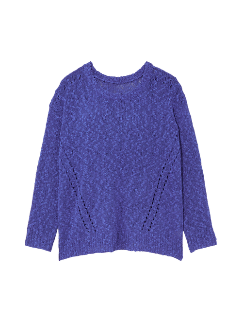 Melanie Boat Neck Sweater