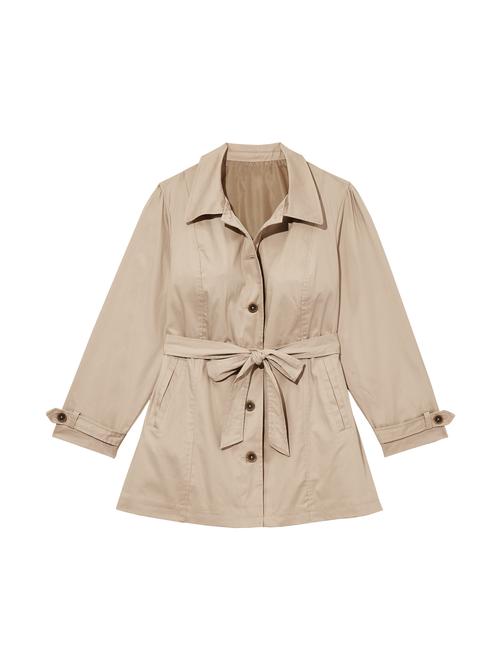 Dahlia Trench Coat
