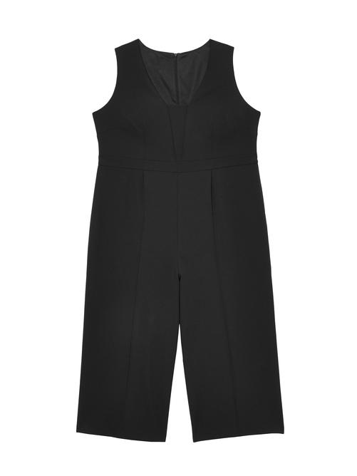 Ingo Sleeveless Cropped Jumpsuit