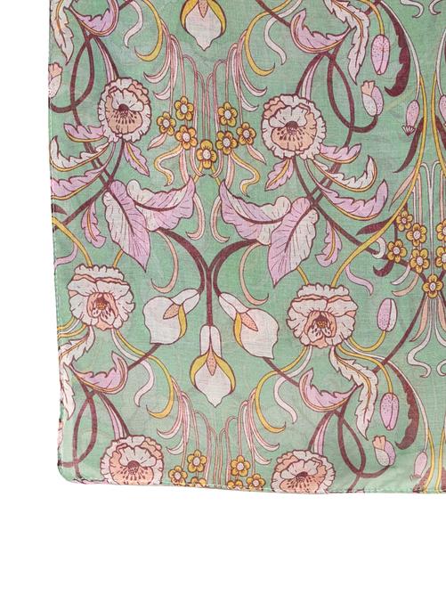 Stella Floral Scarf 1
